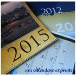 coperte colorate de caiet handmade din calendare, coperte de carnet de elev