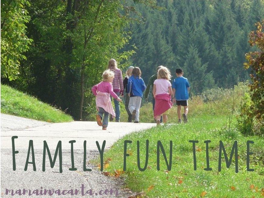 distracție în familie