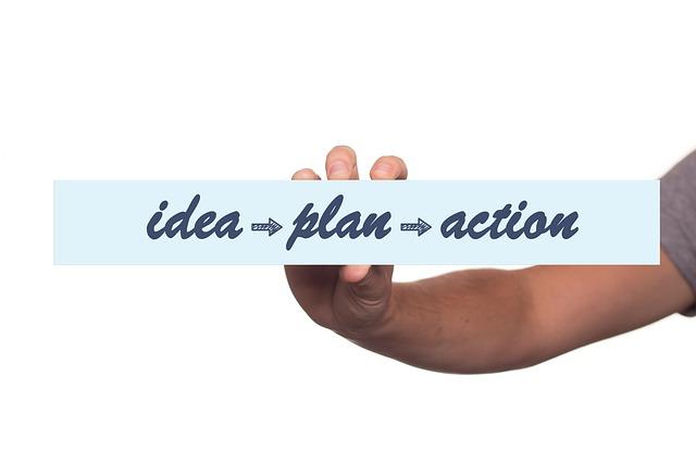 idea-plan-action, planificare, organizarea gospodariei, organizarea timpului, mama perfecta sau mama tocmai buna