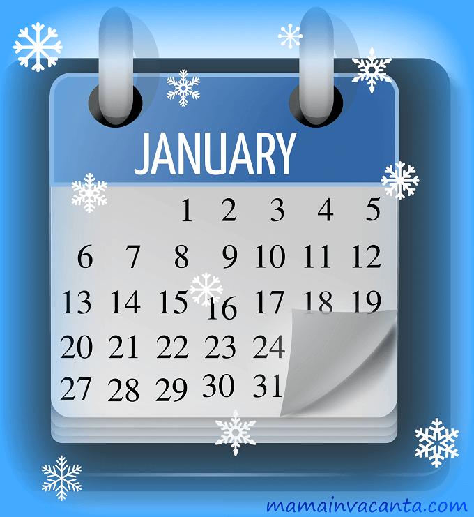 obiceiuri, calendar, succes, organizare, organizatoare, zile, organizarea gospodariei, managementul timpului