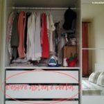 flylady, dormitor, sertarele din dormitor